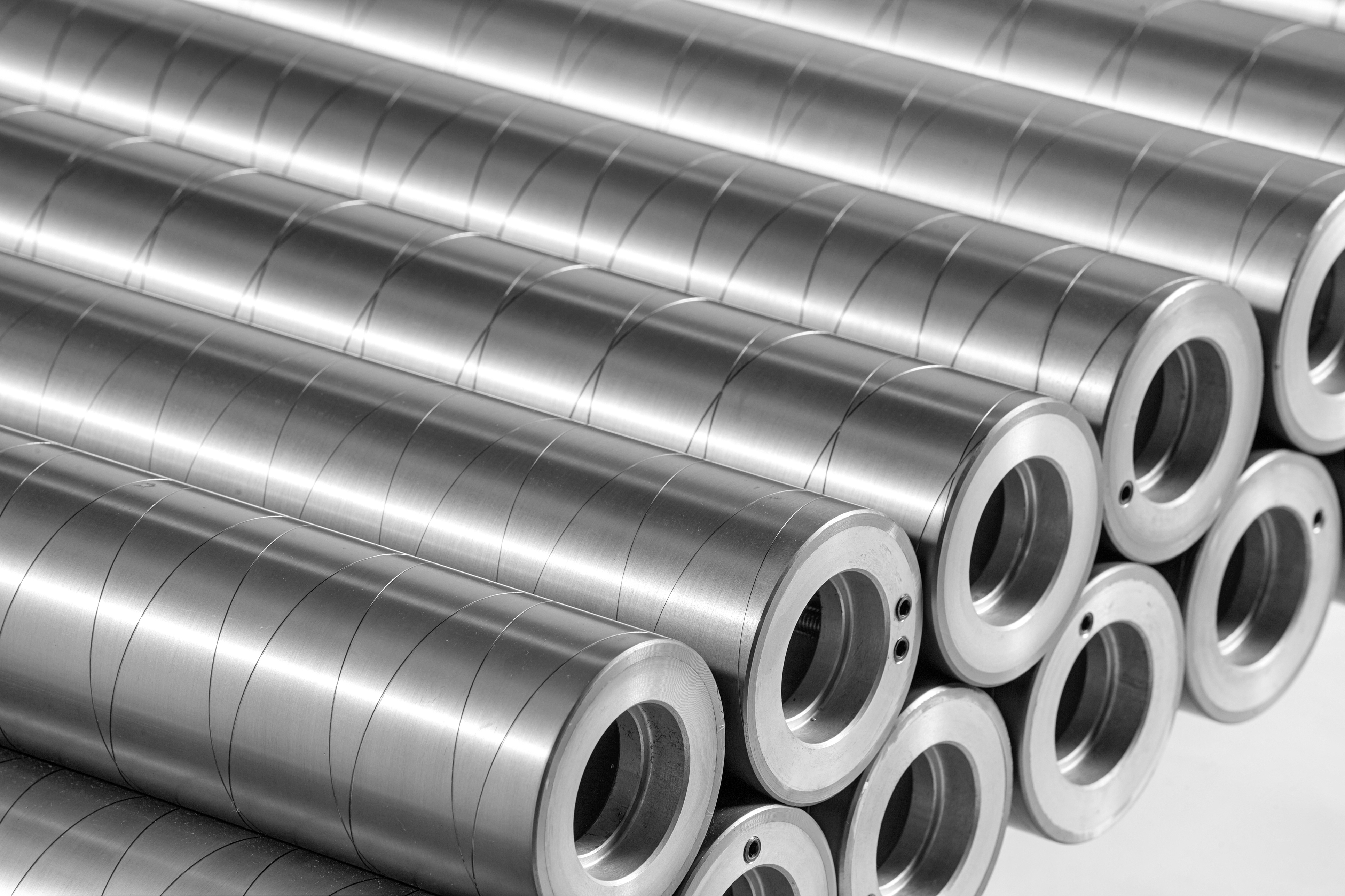 Buy Round Bar Steel | Aluminum, Stainless Steel & More