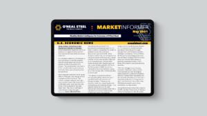 May Market Informer on iPad